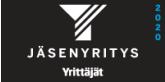 Suomen yrittäjät jäsenyritys 2020 logo